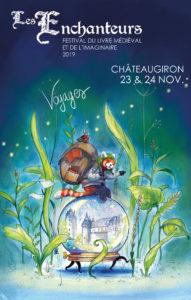 Affiche 03.09.2019 Les enchanteurs